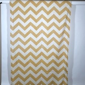 4 Chevron Curtain Panels from West Elm